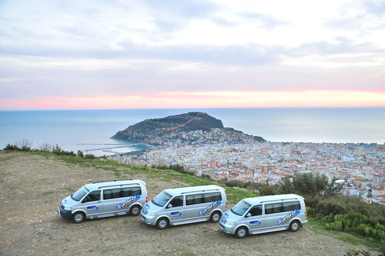 7/24 Taxi Transfer To Alanya Gazipaşa Air Port Service